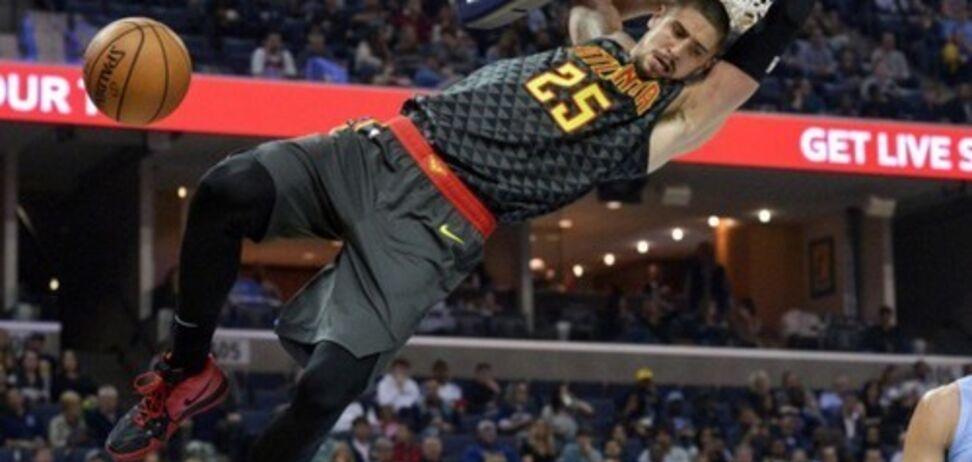 Українець Лень допоміг своєму клубу здобути перемогу в матчі НБА