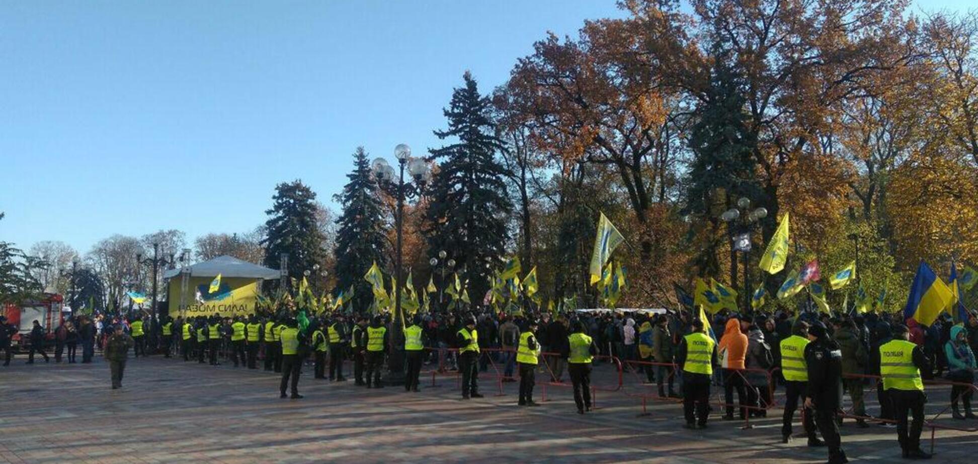 ''Охватят всю Украину!'' Владельцы авто на еврономерах выдвинули требования