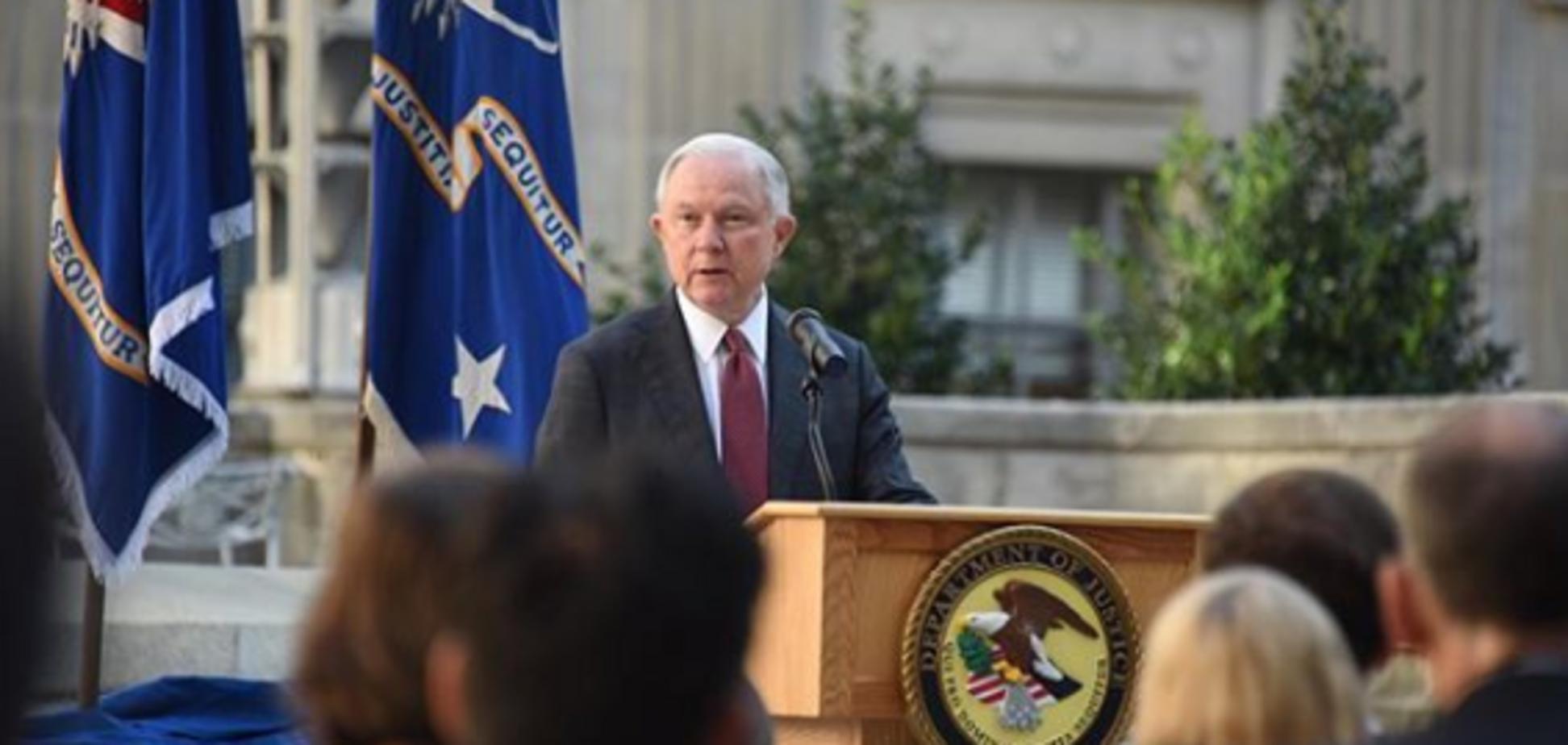 Трамп звільнив генпрокурора США: що відомо