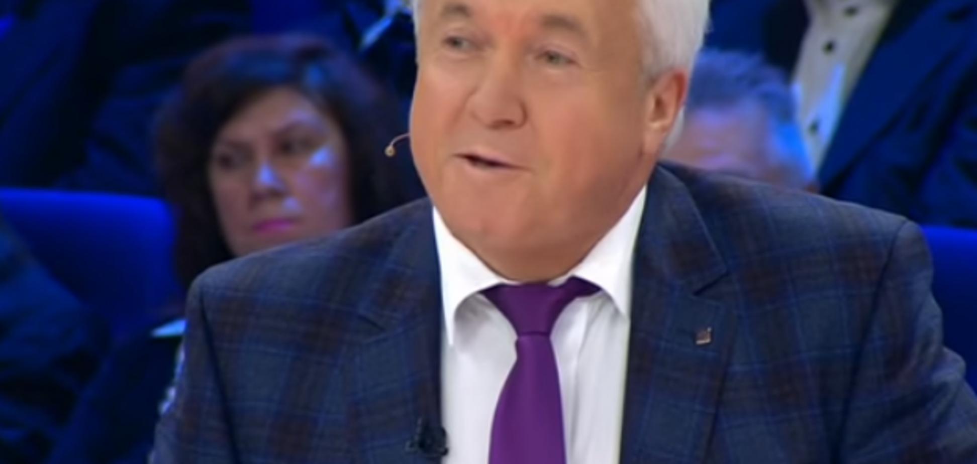 Беглый экс-регионал процитировал Шевченко на росТВ