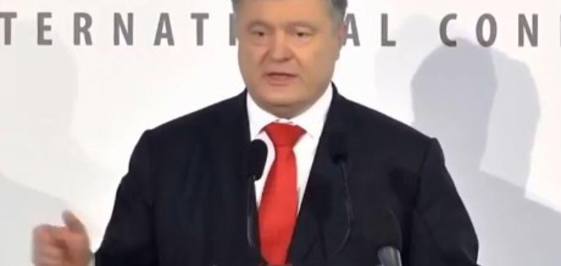 ''Выборы'' в ''Л/ДНР'': Порошенко озвучил последствия для России