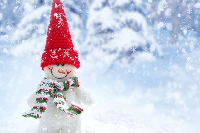 Появился прогноз погоды на декабрь в Украине