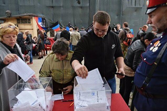 В сети всплыл список граждан Украины, голосовавших за отделение Донбасса