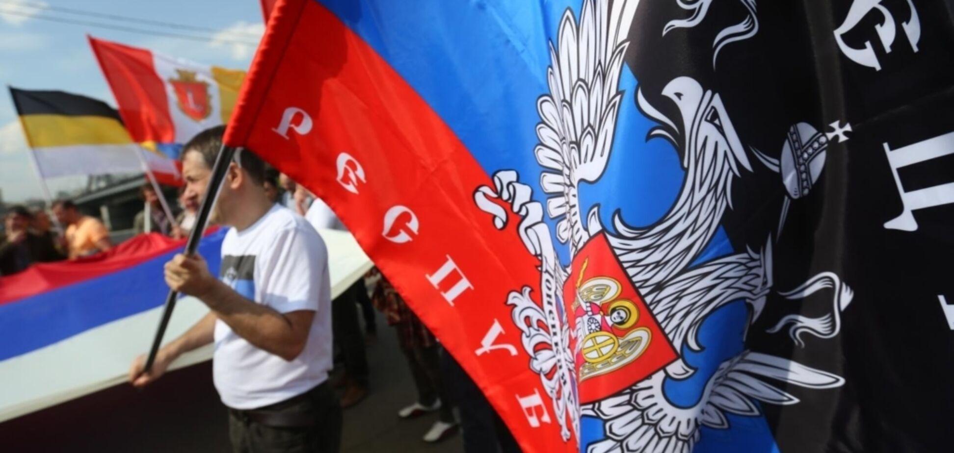 ''Россия сделала выбор'': экс-глава Донецкой ВГА назвал будущих лидеров ''ДНР'' и ''ЛНР''