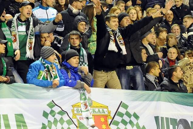 """Матч """"Ворсклы"""" в Лиге Европы прерван: что произошло"""
