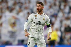 Капітан 'Реала' брутально 'зламав' суперника в Лізі чемпіонів
