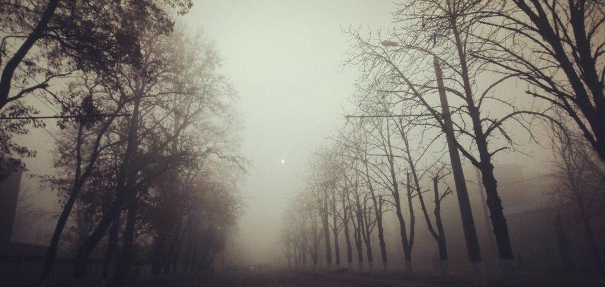 'Сайлент Хилл': в сети появились завораживающие фото Харькова