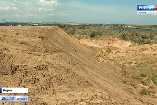 Песок превратился в яд: в Крыму наметилась новая экологическая катастрофа