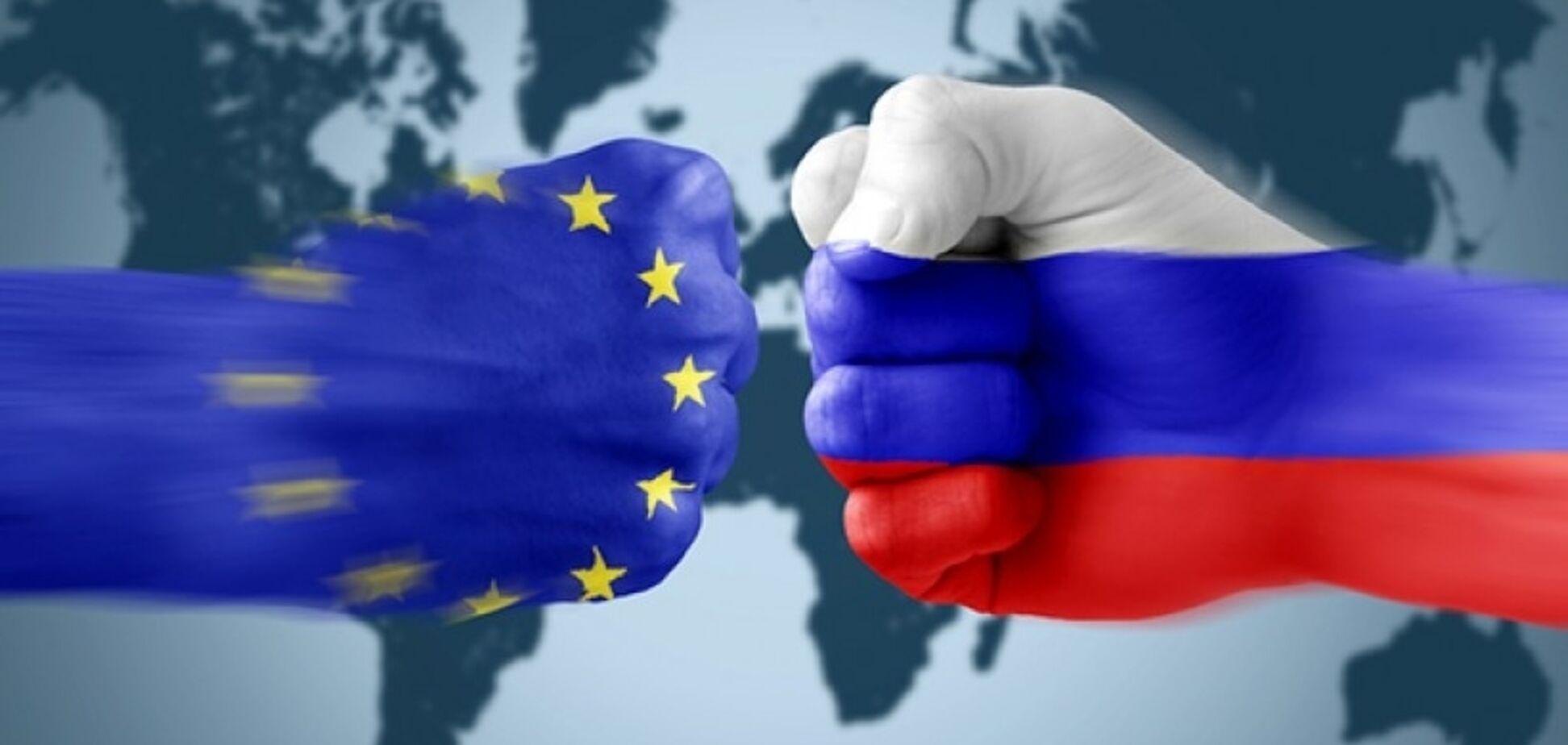 Євросоюз і Росія