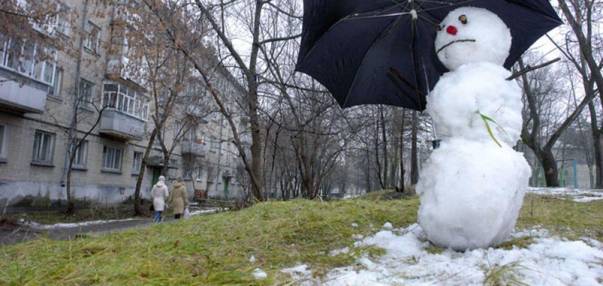 Снег и морозы -30: народный синоптик рассказал, когда в Украину придет зима