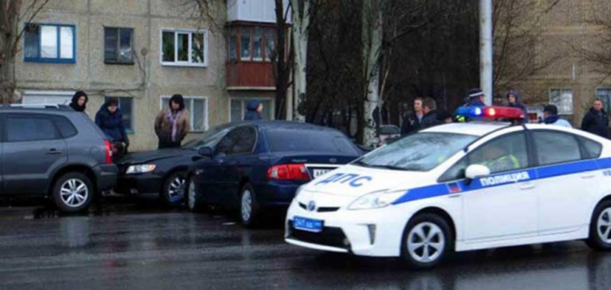 У центрі Донецька пролунав вибух: що відомо