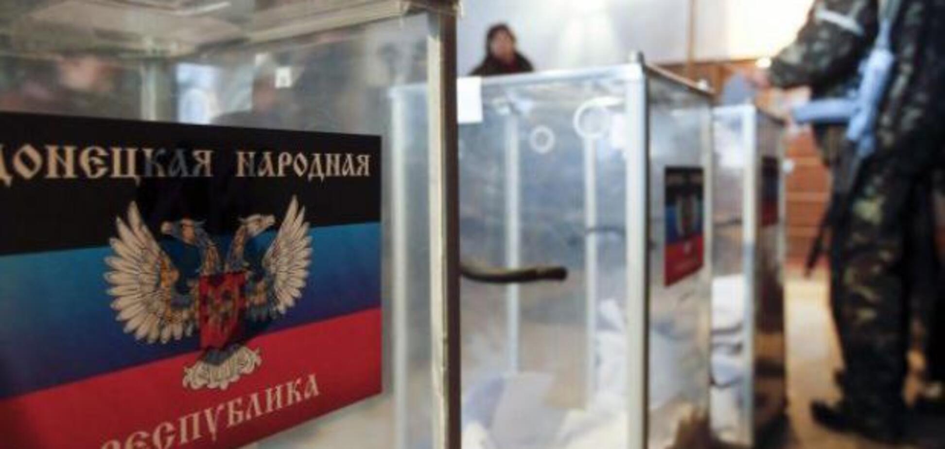 ''Привезуть інвалідів'': Шахов розкрив деталі ''виборів'' на Донбасі