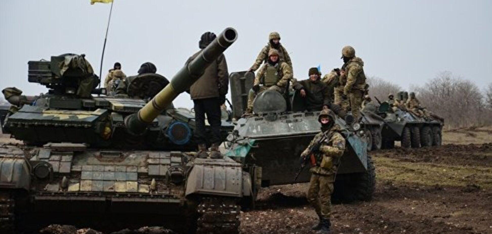 Війна за незалежність: бійці ОС жорстко покарали терористів на Донбасі