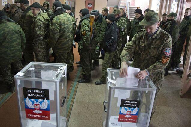 Депутат ''ДНР'' сдал террористов из-за выборов