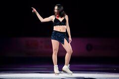''Умовляти не довелося'': російська фігуристка розповіла про стриптиз на льоду