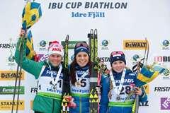 Україна завоювала першу медаль в новому біатлонному сезоні