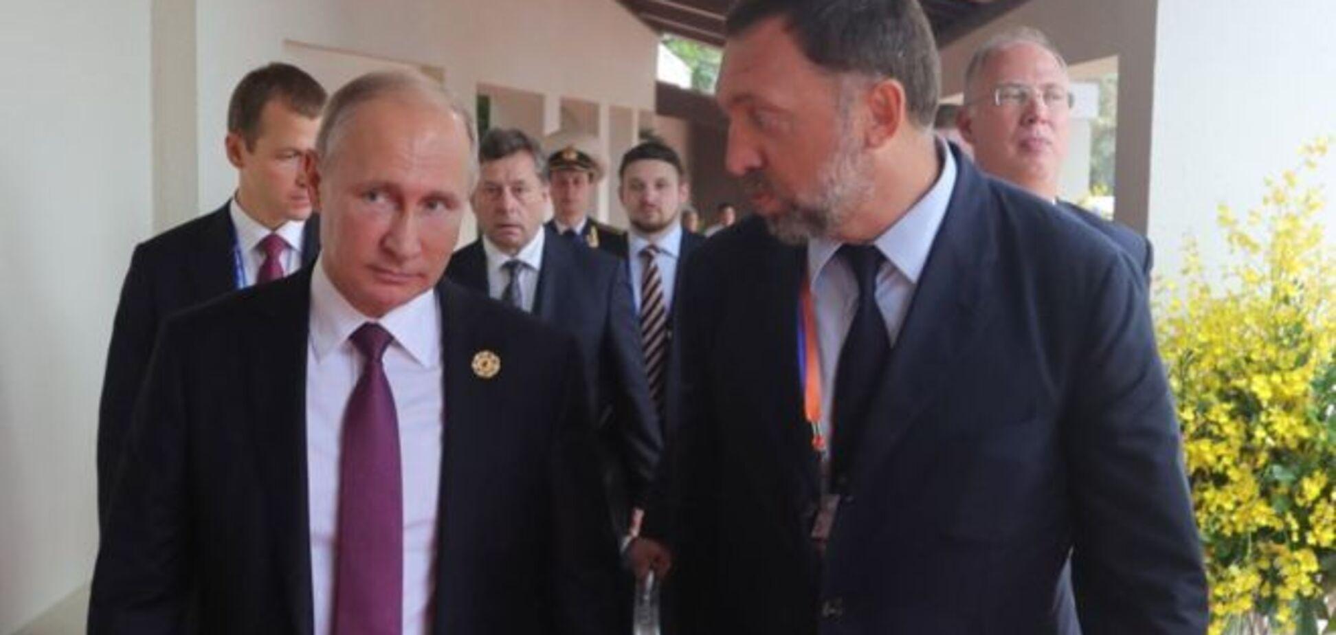 Российские олигархи разочаровались в Путине