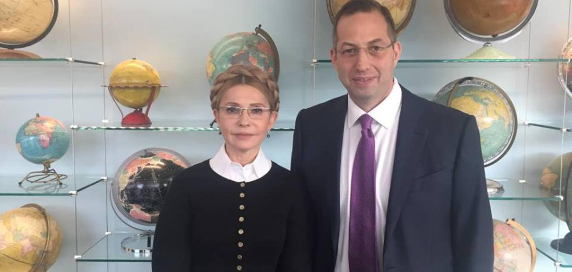 В США Тимошенко включили в перелік осіб, що формуватимуть майбутнє Європи у 2019 році