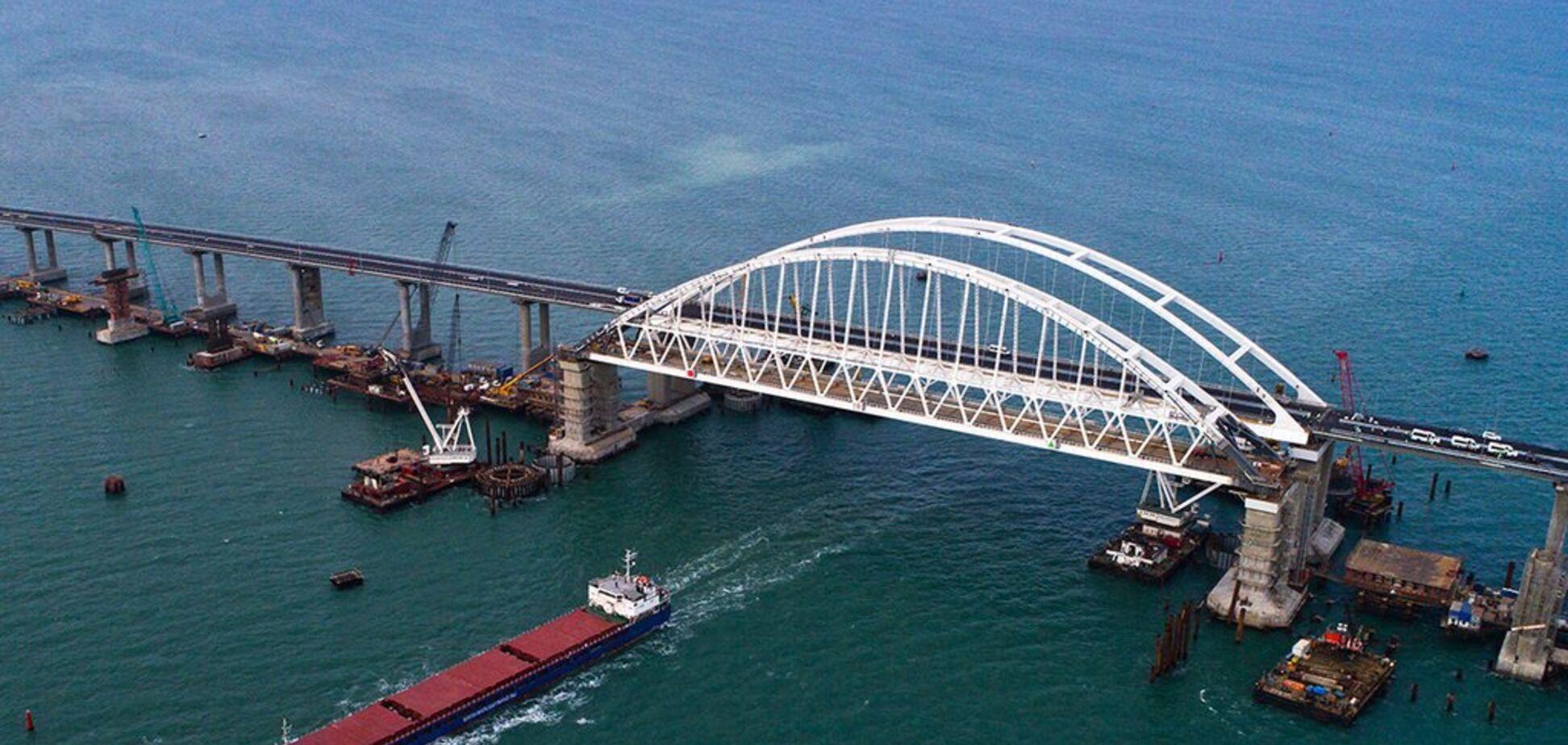 ''Тисне на Україну'': Росія заблокувала нові судна в Керченській протоці