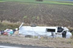 В Словении два украинских автобуса попали в масштабное ДТП: есть жертвы