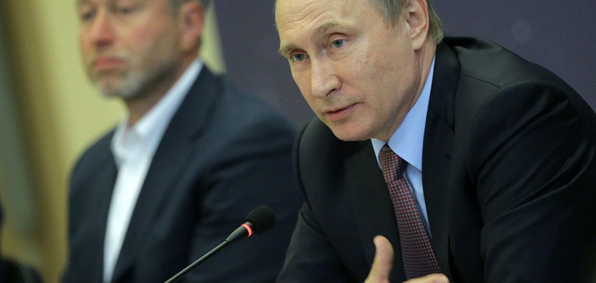 Никакой Чубайс и Абрамович дружить с Путиным больше не могут