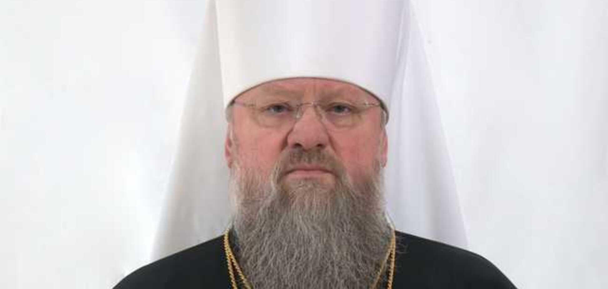 СБУ не пропустила митрополита УПЦ МП на Донбасі: що сталося