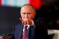 Перенести столицу: в Кремле проговорились о неожиданном решении Путина