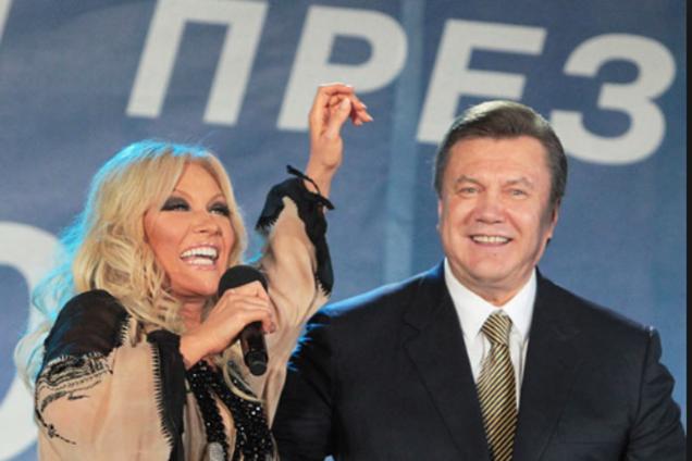 Травмировала Януковича: в сети подшутили над Повалий в день ее рождения