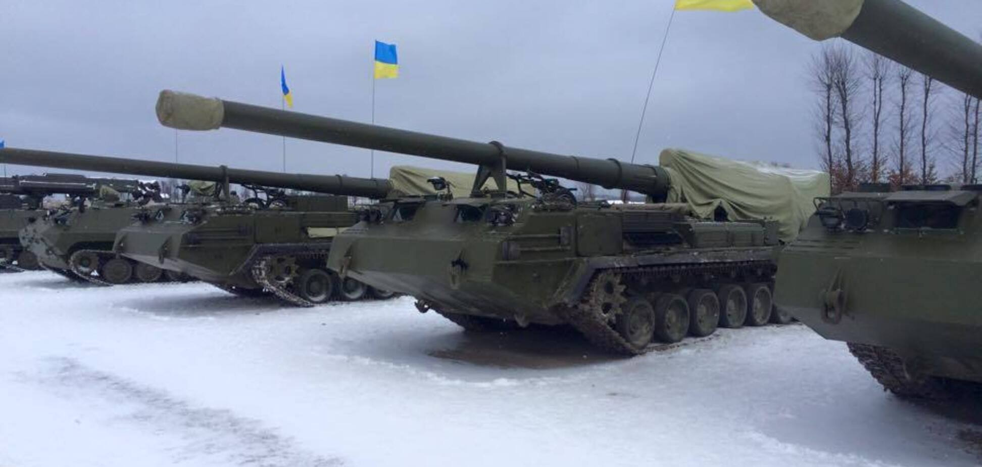''50 танков и дивизион ''Смерчей'' : в ''ДНР'' начался переполох из-за ''наступления'' ВСУ