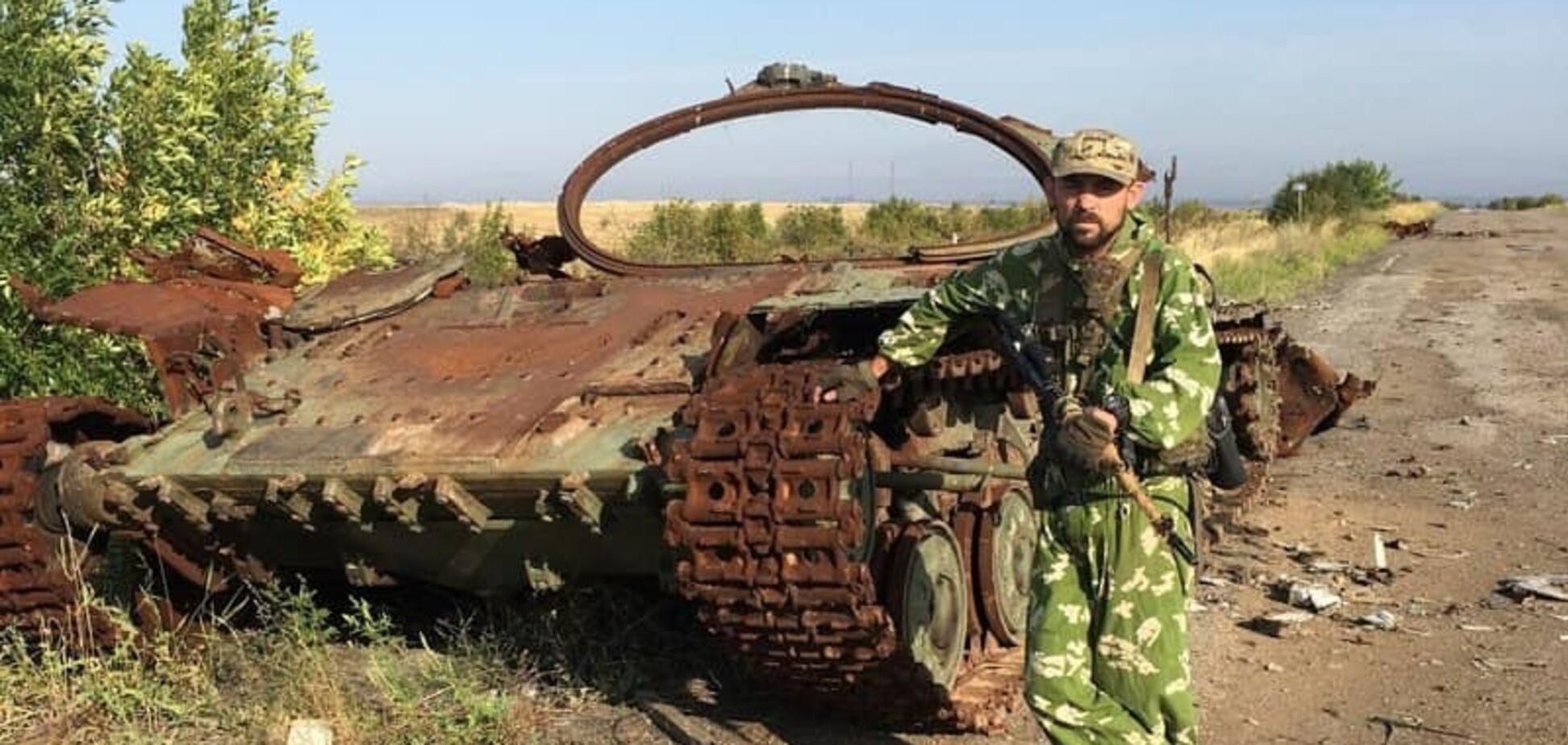 Позував біля спалених танків ЗСУ: на Донбасі ліквідували чергового терориста