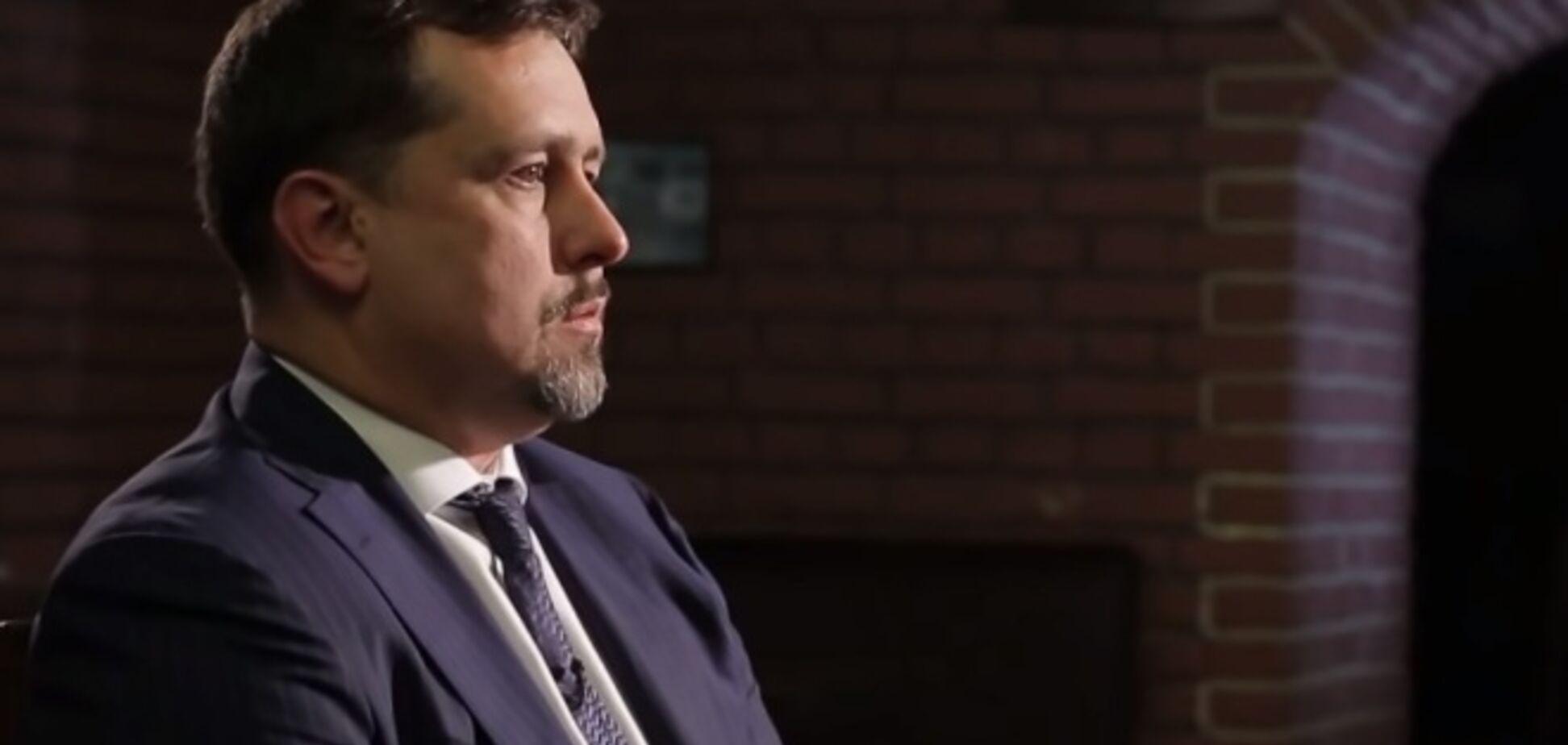 Дружина росіянка: скандальну інформацію про топ-чиновника СБУ підтвердила контррозвідка