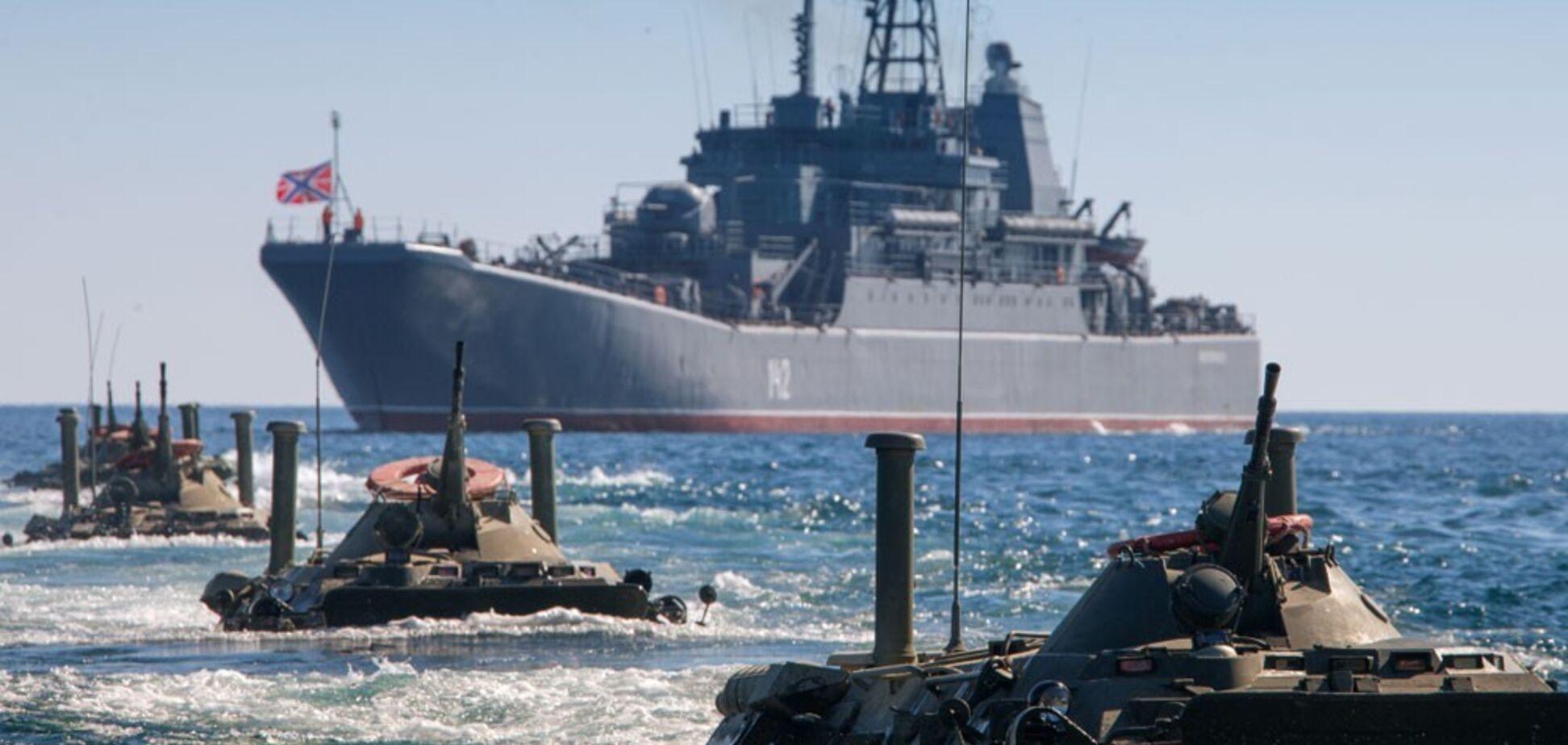 Беспомощный и ''слепой'': флот России потерпел полное фиаско