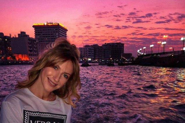 Никитюк отправилась на элитный курорт: с кем отдыхает звезда