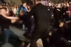 В России на дискотеке произошла массовая драка: опубликовано видео