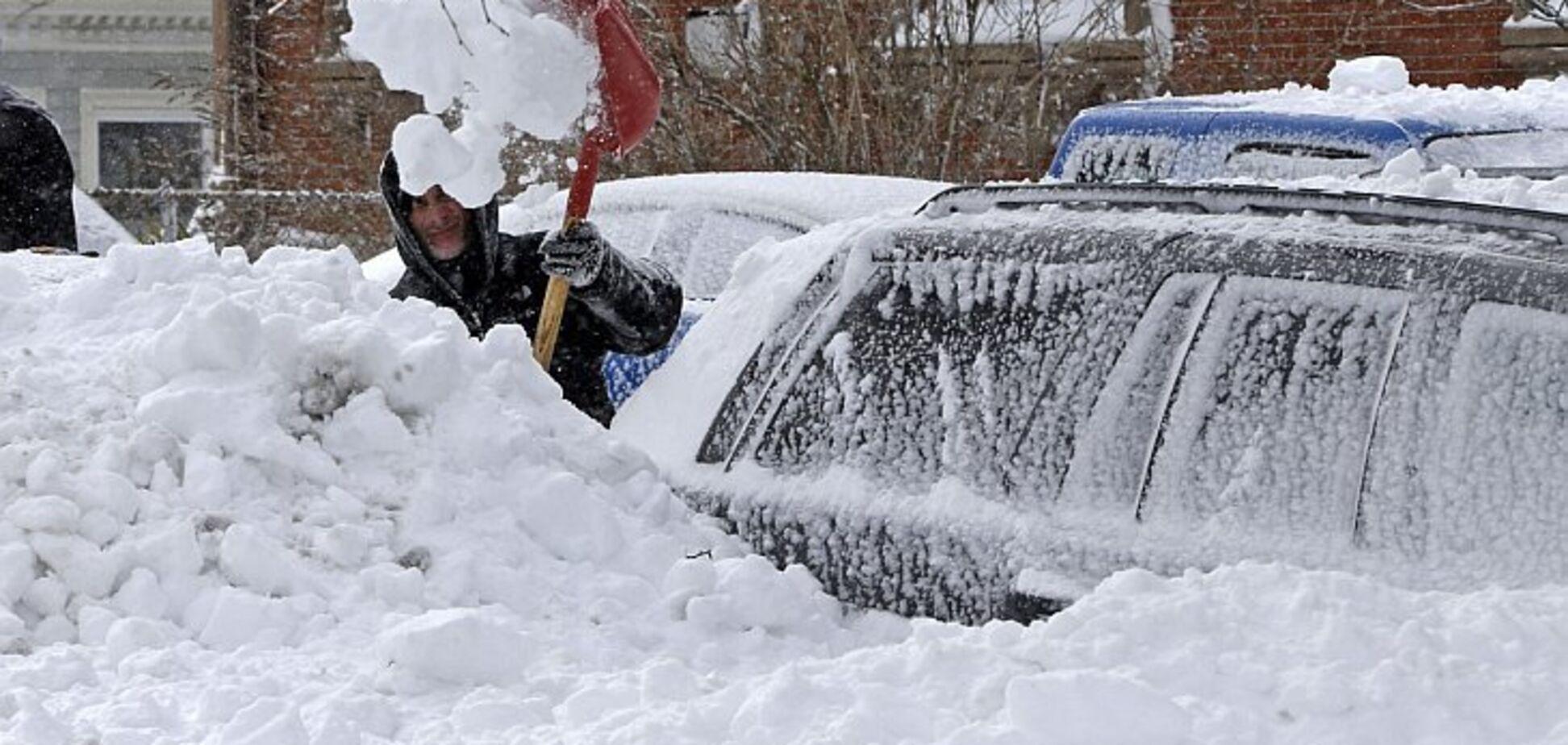 В зоне риска 7 областей Украины: стало известно, кого накроет снежная буря