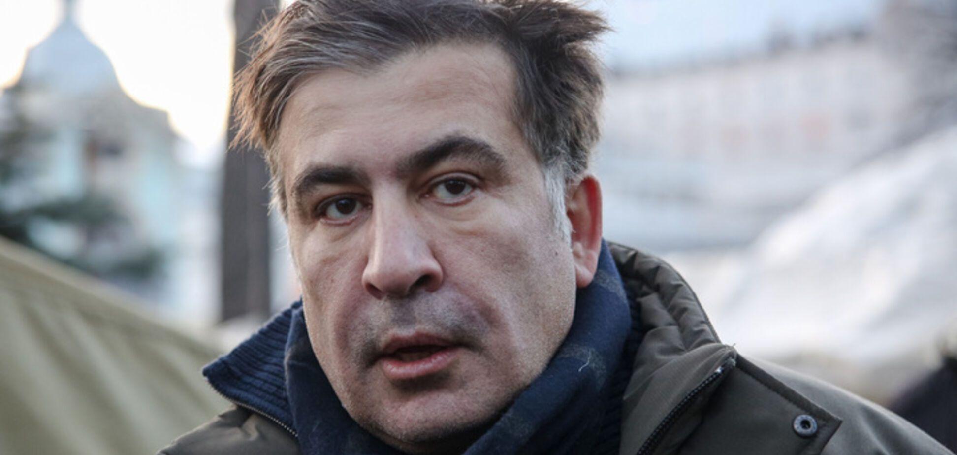 Повернення скасовується? Держприкордонслужба відповіла Саакашвілі на 'прорив' в Україну