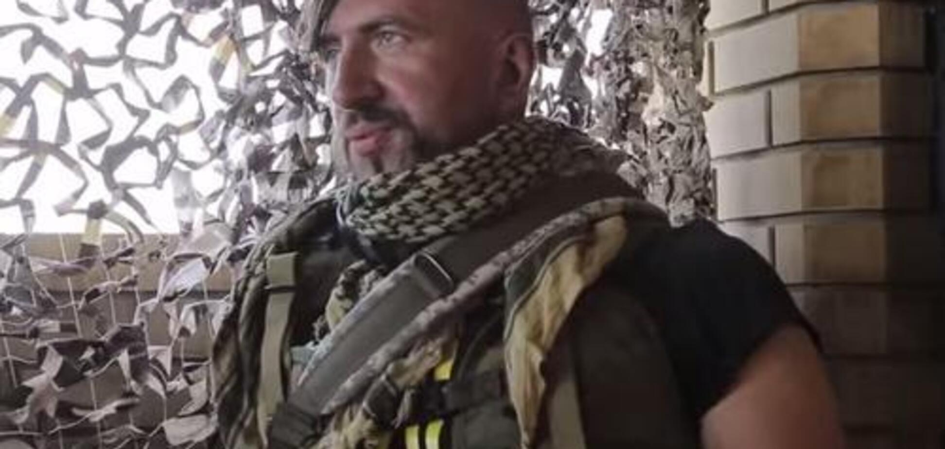 На Донбасі ліквідували ймовірного вбивцю Василя Сліпака: опубліковані фото