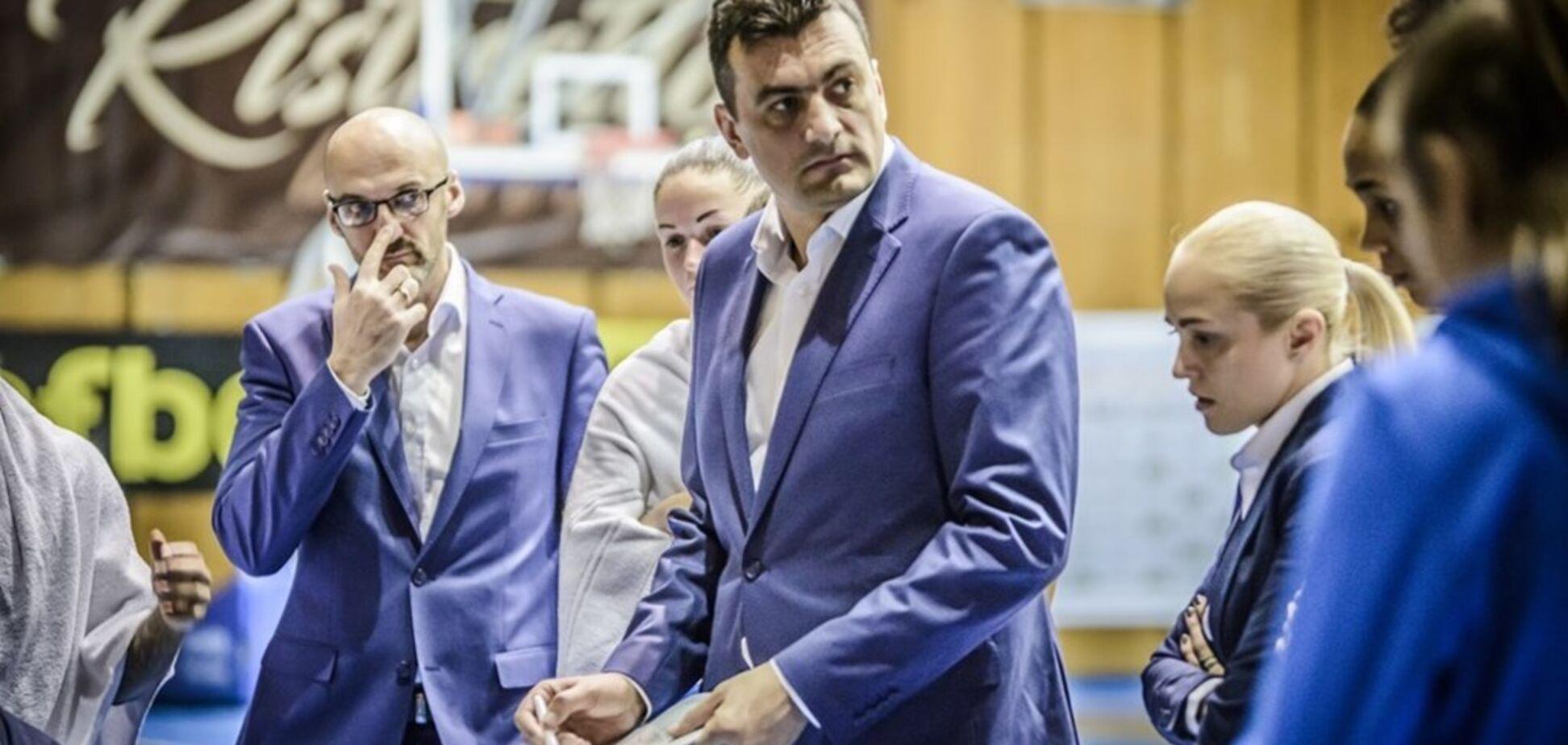 Бошкович оценил для Украины жеребьевку Евробаскета-2019