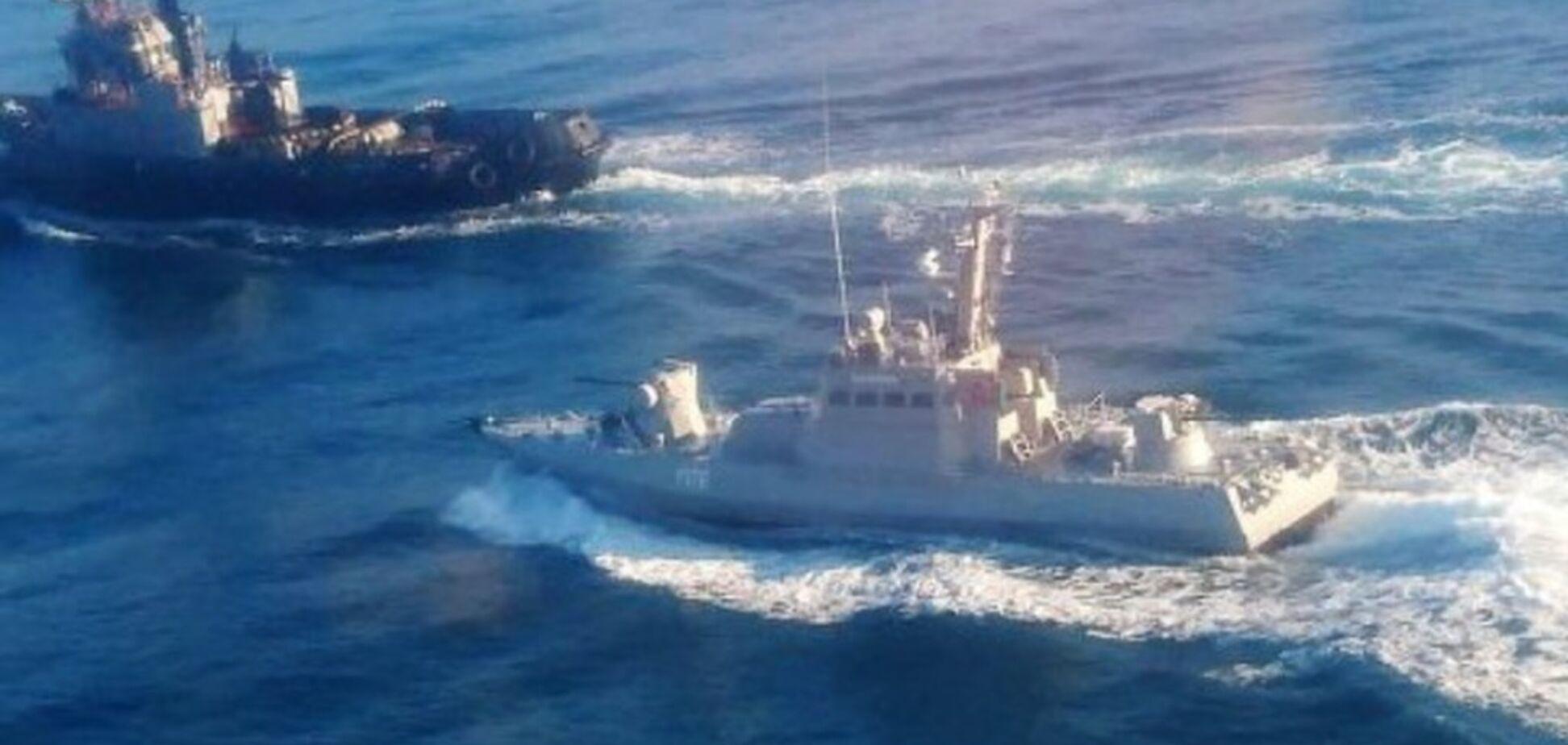 ''Це була засідка'': озвучено підлий план Росії щодо захопленню моряків