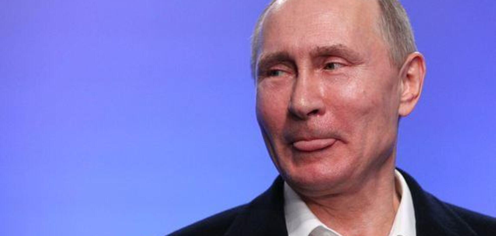 ''Гірше, ніж на пам'ятнику!'' Мережу спантеличив зовнішній вигляд Путіна
