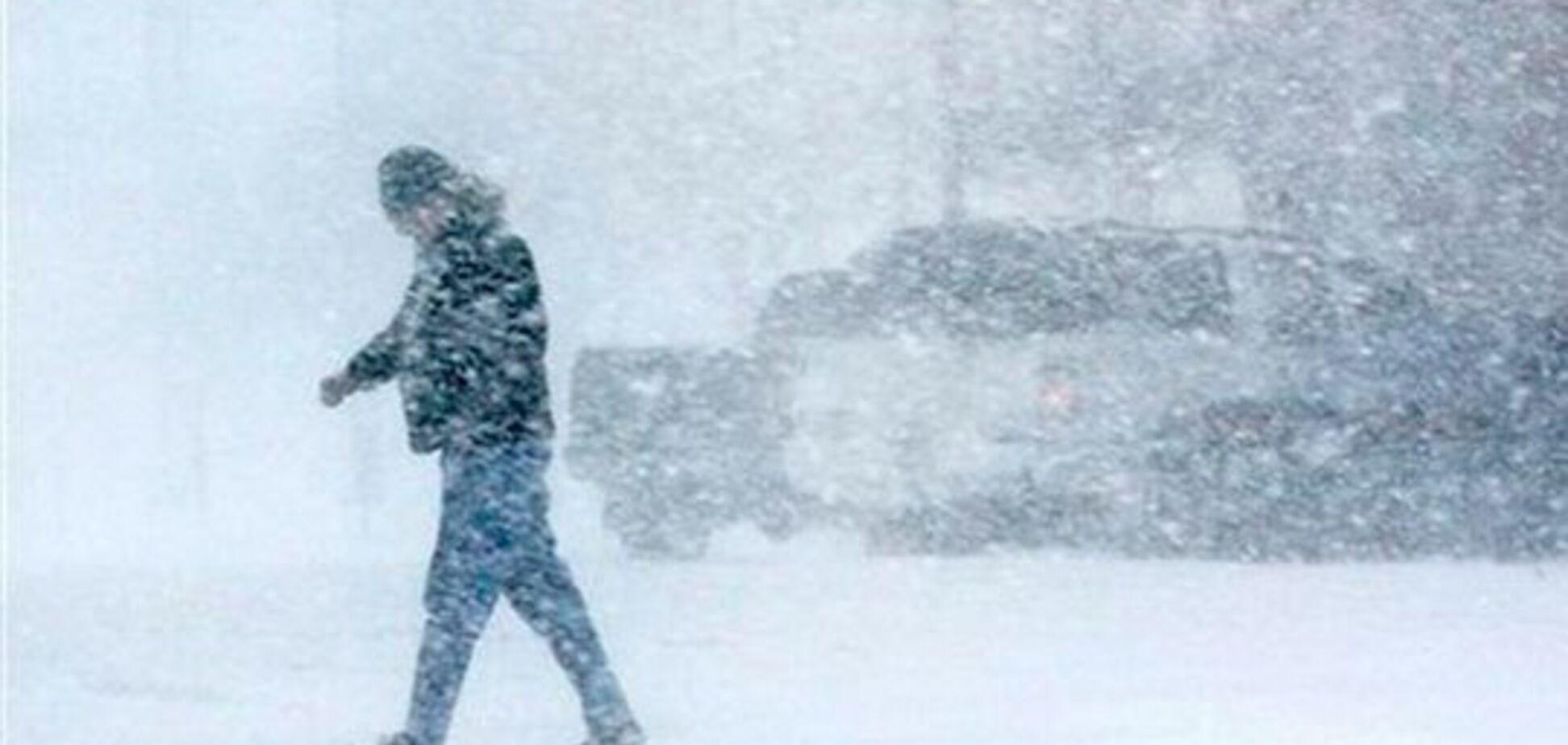 Снежный шторм наступает: украинцы рассказали, как подготовились