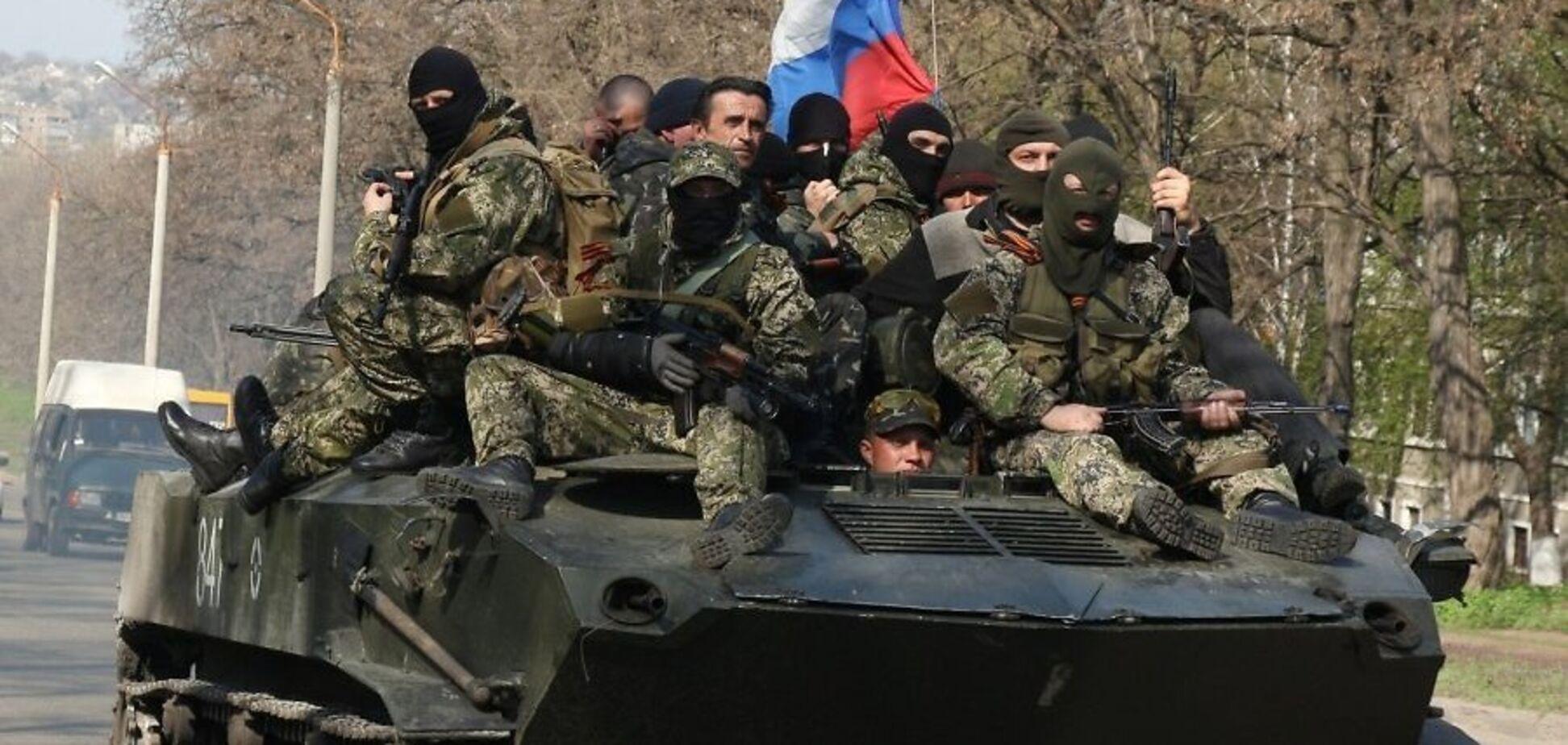 ''Росія стягнула війська'': у ЗСУ повідомили про вилов людей в ''армію ''Л/ДНР''