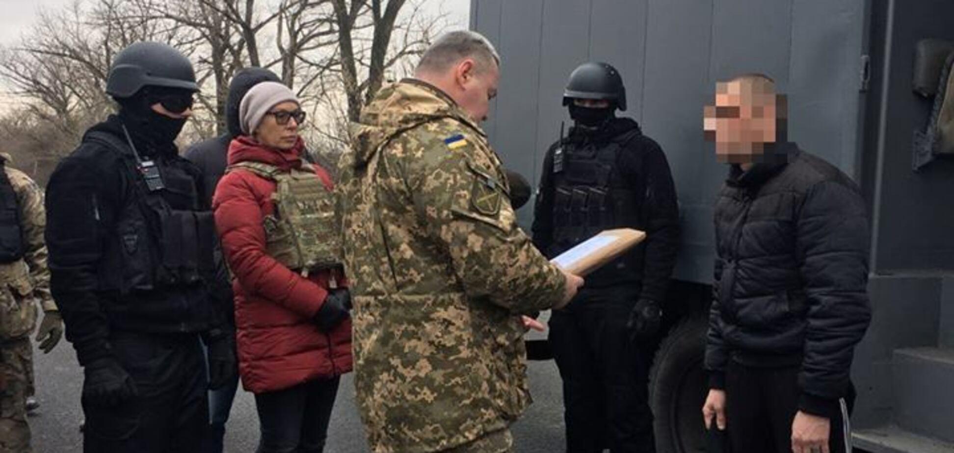 'Л/ДНР' передали Україні 13 засуджених