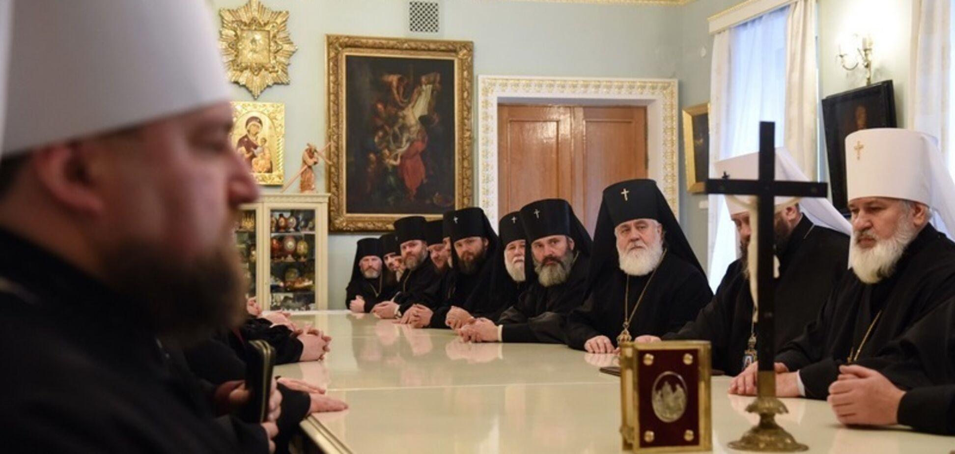 Не Филарет! В УПЦ КП выбрали кандидата на пост предстоятеля единой церкви