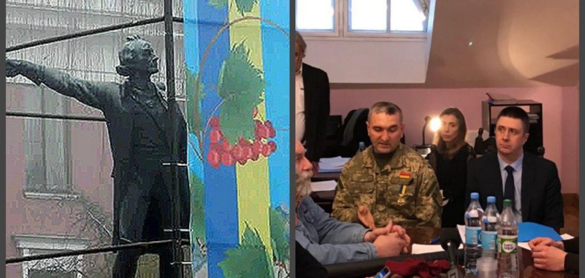 У Києві знесуть пам'ятник російському полководцю