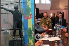 В Киеве снесут памятник российскому полководцу