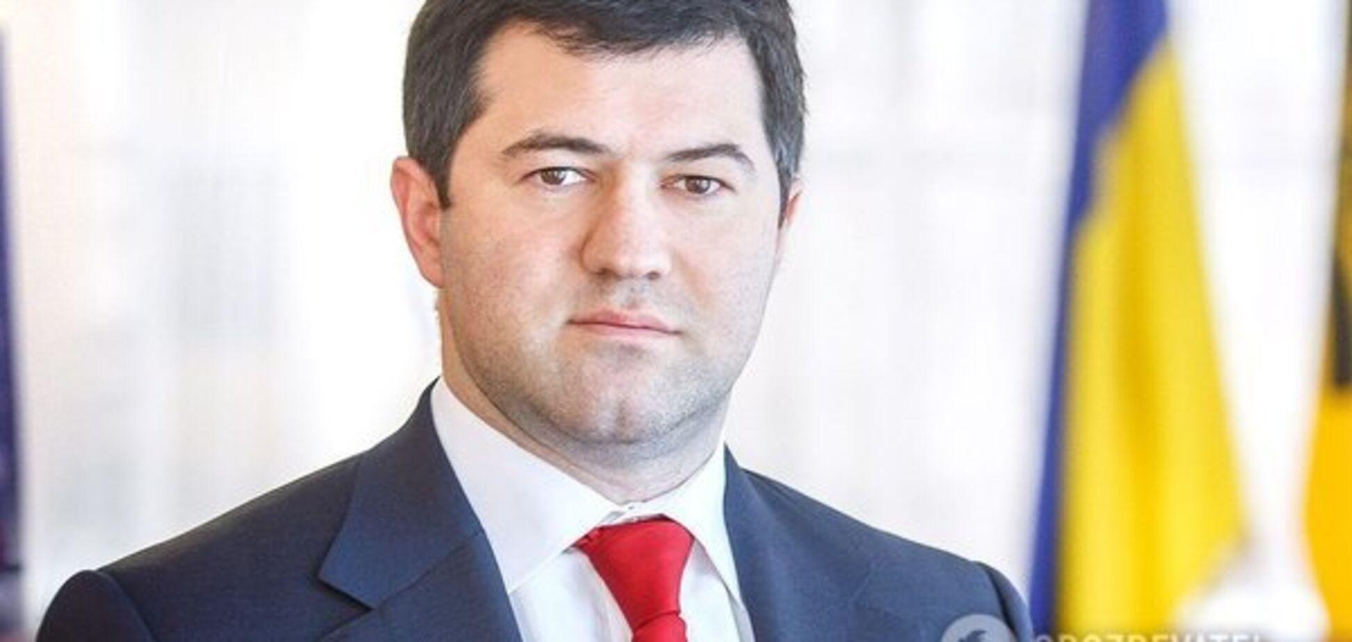 Якщо Кабмін не поновить Насірова на посаді – він порушить Конституцію