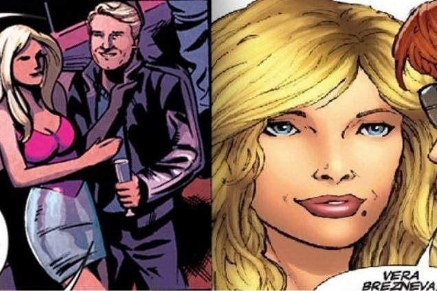 Николая Баскова и Веру Брежневу нашли в комиксах Marvel: фото