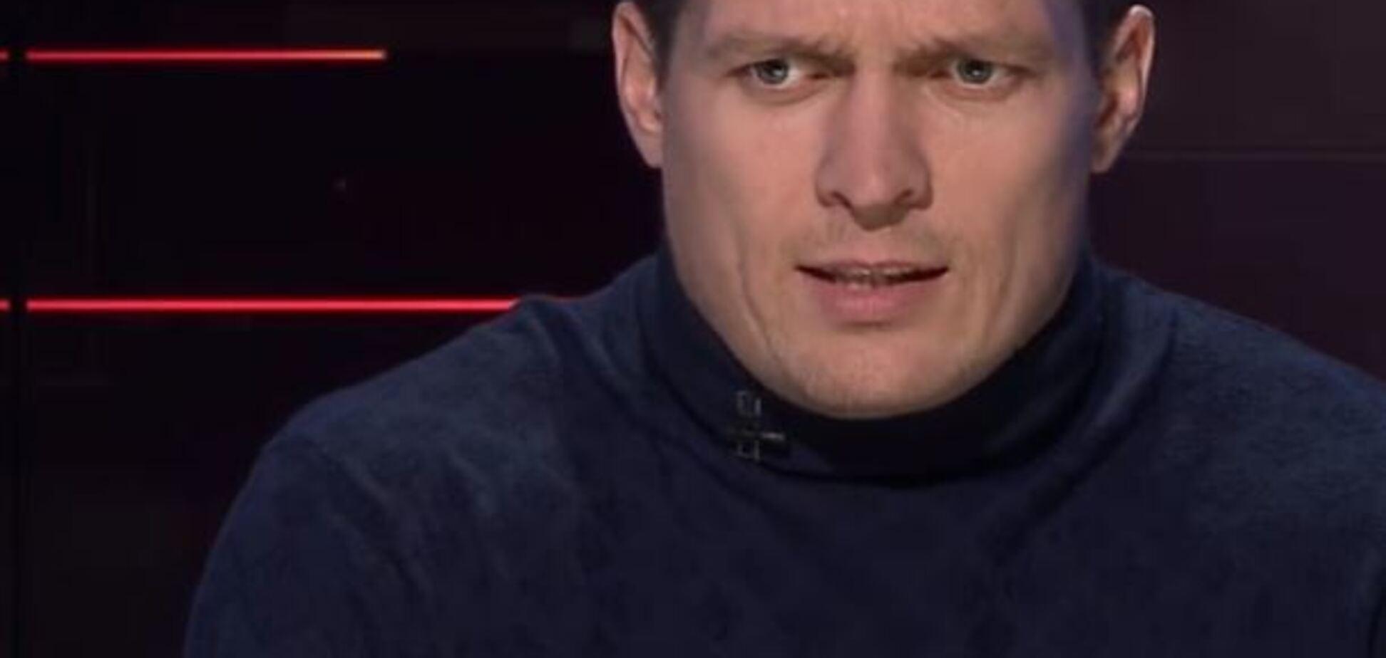 ''Стану на бік ченців'': Усик зробив гучну заяву про захоплення лаври