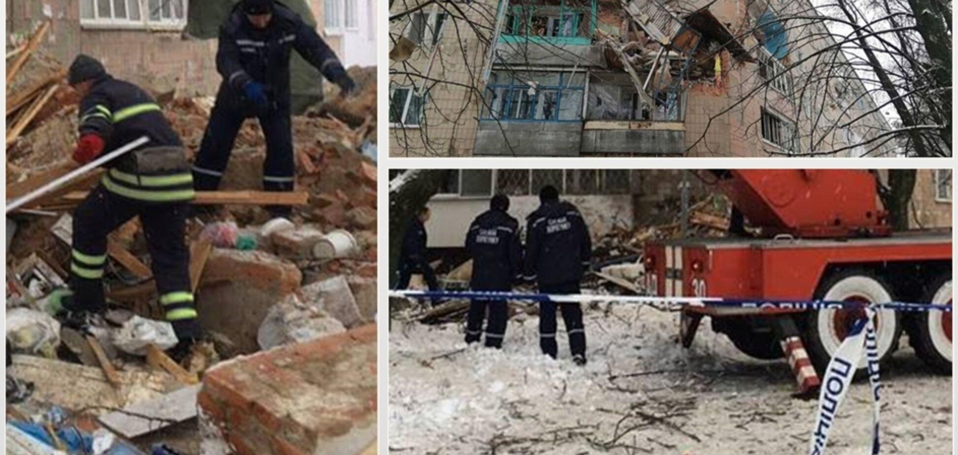 Взрыв дома в Фастове: губернатор прояснил вопрос с жильем